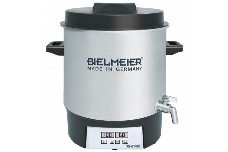 BIELMEIER Maische- und Sudkessel / Edelstahl / 27 Liter / BHG 410