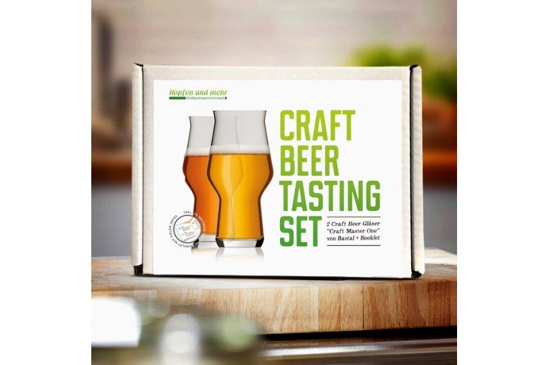 craft beer tasting set 13 99. Black Bedroom Furniture Sets. Home Design Ideas