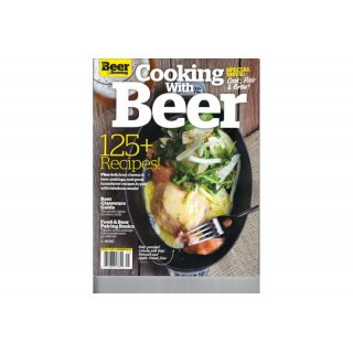125  Recipes - Cooking with beer - available in English