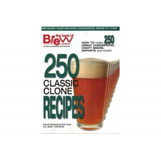 Brew Your Own - 250 Clone Recipes - available in English