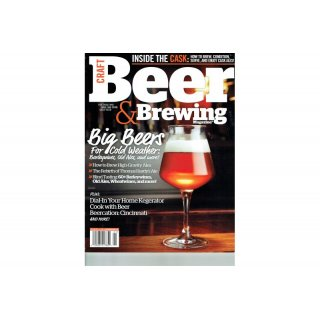 Craft Beer & Brewing Magazine - December- January  2016 - available in English