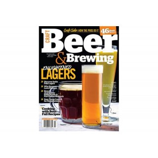 Craft Beer & Brewing Magazine - Fall 2014 - available in English