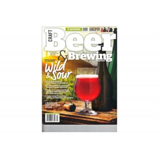 Craft Beer & Brewing Magazine - June - July  2015 - available in English