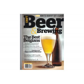 Craft Beer & Brewing Magazine - October - November  2015 - available in English