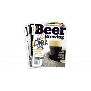 Craft Beer & Brewing Magazine - Winter 2014 - available in English