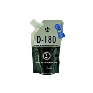 D-180 Premium Candi Syrup® - extra dunkel