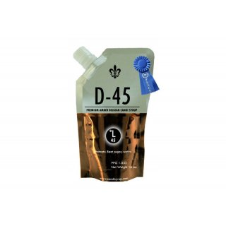 D-45 Premium Candi Syrup® - Amber