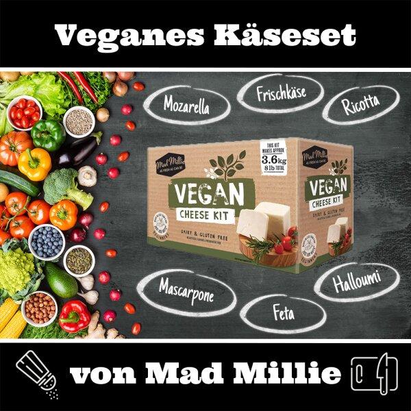 Mad Millie Veganes Käseset - Mad Millie Veganes Käseset