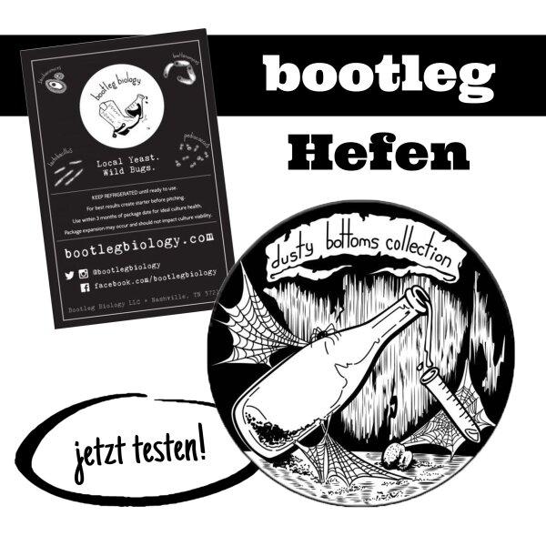 neue Bootleg Hefen - neue Bootleg Hefen