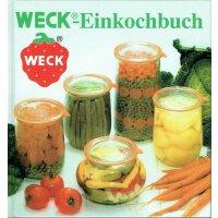 WECK® - Einkochbuch - available in German