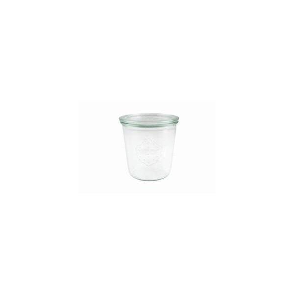 WECK® fall glass 1/2 litre (round border 100) - 6 pcs.