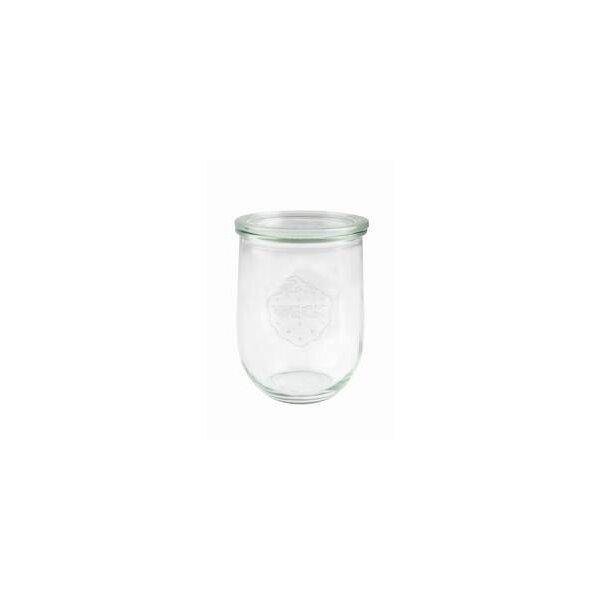 WECK® tulip glass 1 litre (round border 100) - 6 pcs.