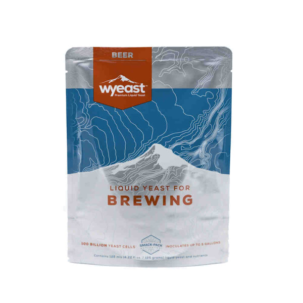 Wyeast 3638 - Bavarian Wheat - Flüssighefe