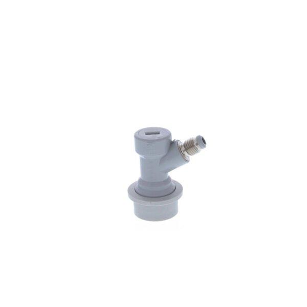 Kunststoff-Kupplung Gas NC 7/16 UNF