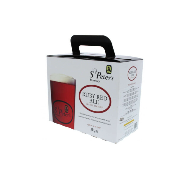 St Peters - Ruby Red Ale - 3 kg
