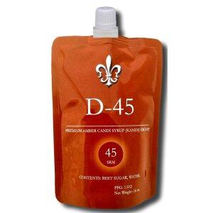 D-45 Premium Candi Syrup® - Amber