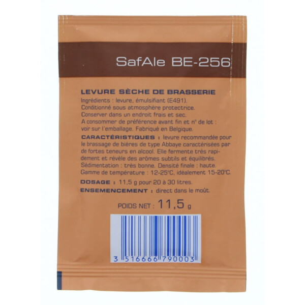 Safale BE-256 (Abbaye), 38er Packung