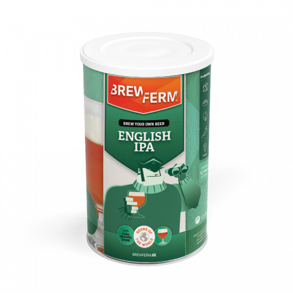 Brewferm Bierkit English IPA  (India Pale Ale ) 1,5 kg