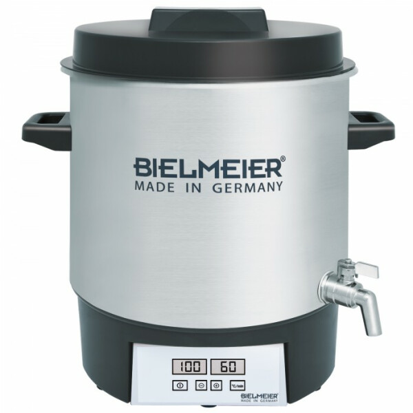 Bielmeier Mash- and brew kettle made of stainless steel BHG 410