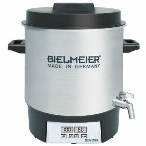 BIELMEIER Brausystem / Edelstahl / 27 Liter / BHG 403