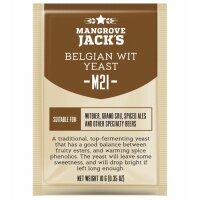 Mangrove Jacks M21 - Belgian Wit 10 g