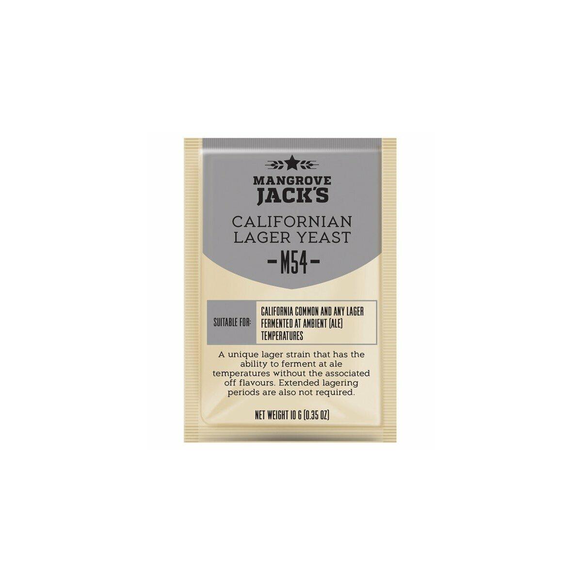 Mangrove Jack's M54 California Lager 10 g
