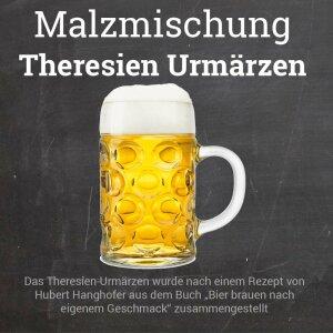 """Malzmischung """"Theresien Ur-Märzen"""""""