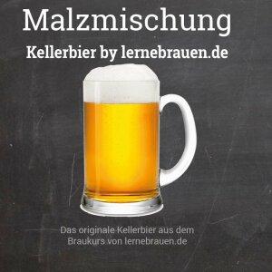 Malt Mix  Kellerbier  by lernebrauen.de
