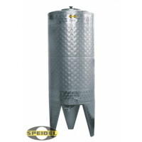 Stainless steel fermenter FD 240 litre (unpressurized)