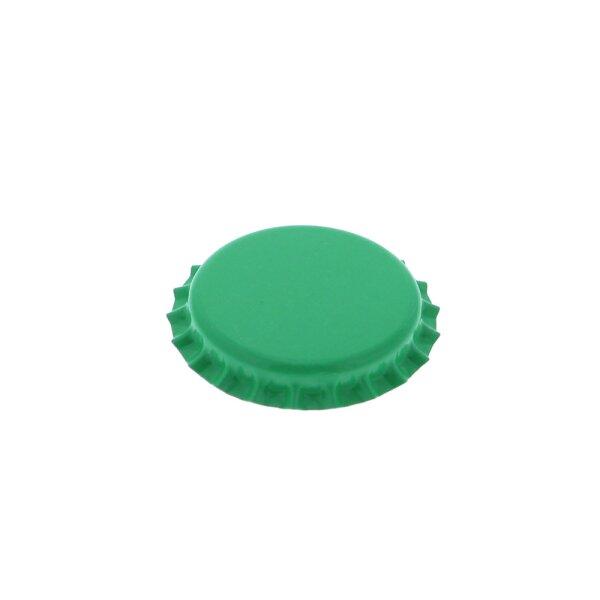 Kronenkorken 26 mm - Hellgrün, 100 Stück