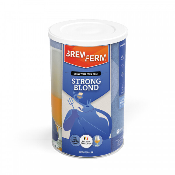 Brewferm Bierkit Strong Blond - 1,5 kg