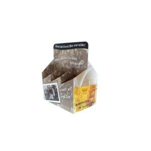 Carton crate of beer for 6 bottles - design: Beer nostalgia