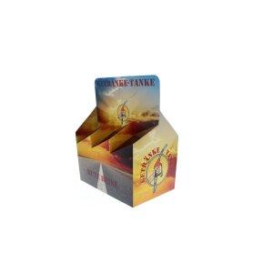 Carton crate of beer for 6 bottles - design: Drinks gas...