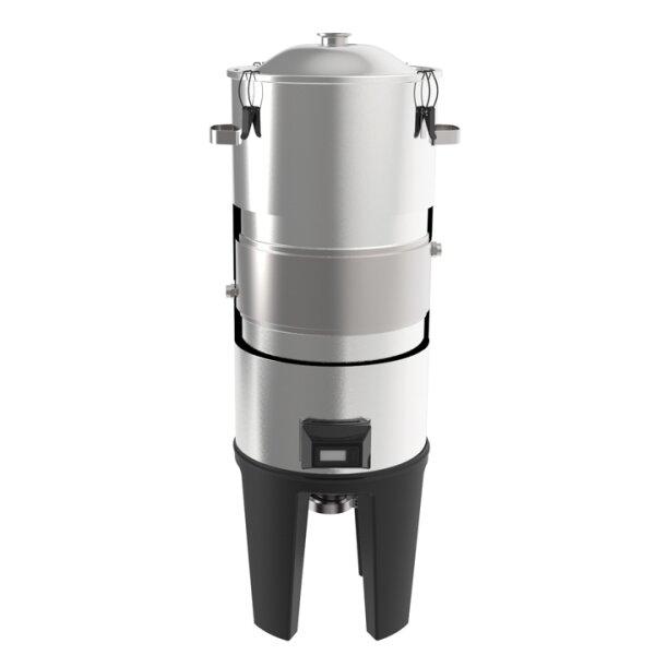 Grainfather Conical Fermenter 30 liter PRO Edition + Dual Valve Tap+Temperature Controller