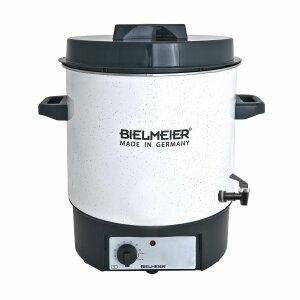 Bielmeier preserving cooker BHG 480.1 with 3/8  plastic...