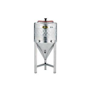 Stainless steel conical fermenter FD 035 litre...