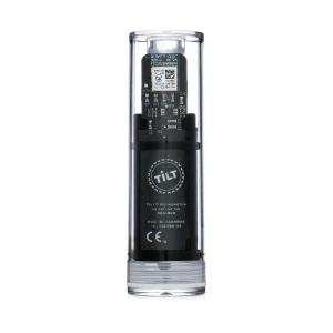 Tilt Hydrometer / Thermometer Schwarz