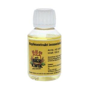 Hopfenextrakt isomerisiert 6% Alpha - 100 ml
