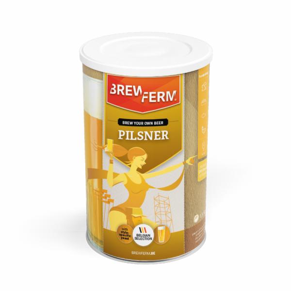 Brewferm Bierkit Pils - 1,5 kg