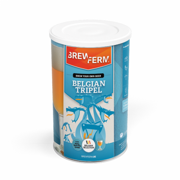 Brewferm beer kit Tripel - 1.5 kg