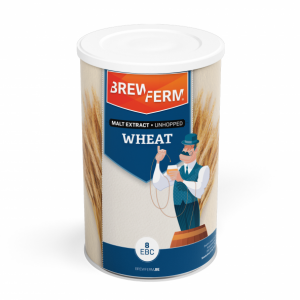 Brewferm Flüssiger Malzextrakt, Weizen, ungehopft -...