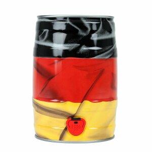 5-Liter-Partyfass mit integriertem Zapfhahn -...