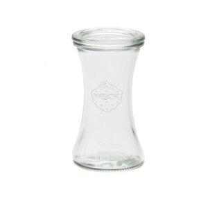 WECK® deli glass 200 ml (round border 60) - 6 glasses...