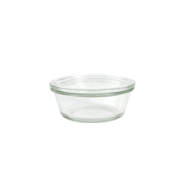WECK® gourmet glass 300 ml (round border 120) - 6 glasses...