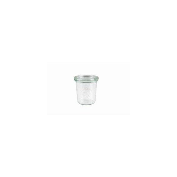 WECK® Mini-Sturzglas 160 ml (Rundrand 60) - 12er Karton