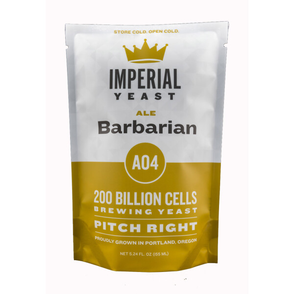 Imperial Yeast A04 Barbarian Ale - Flüssighefe