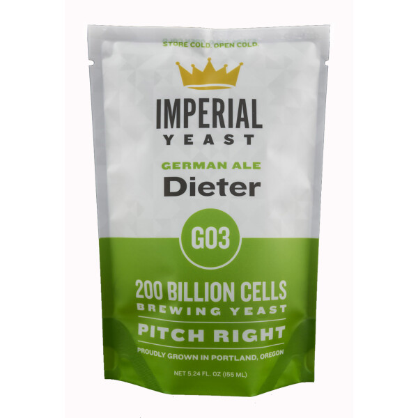 Imperial Yeast G03 Dieter German Ale - Flüssighefe