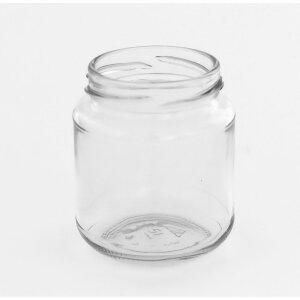 Rundglas 142 ml für Schraubverschlussdeckel