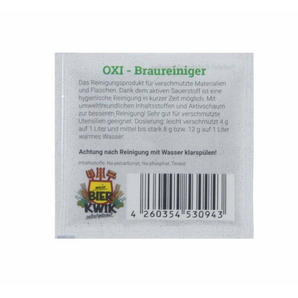 Bier-Kwik® - OXI Braureiniger 20 g