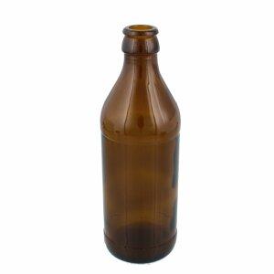 Bierkasten mit Bierflaschen 20 x 0,33 Liter in schwarz